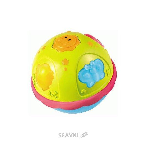 Фото Red Box Вращающийся мячик с музыкой и подсветкой (23511)