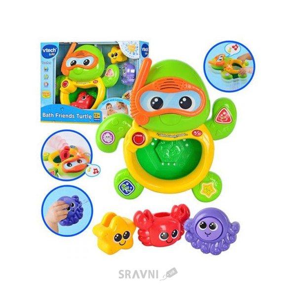 Фото VTech Игрушка для ванной Черепаха (113403)