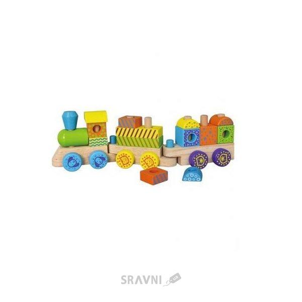 Фото Viga Toys Поезд (50572B)
