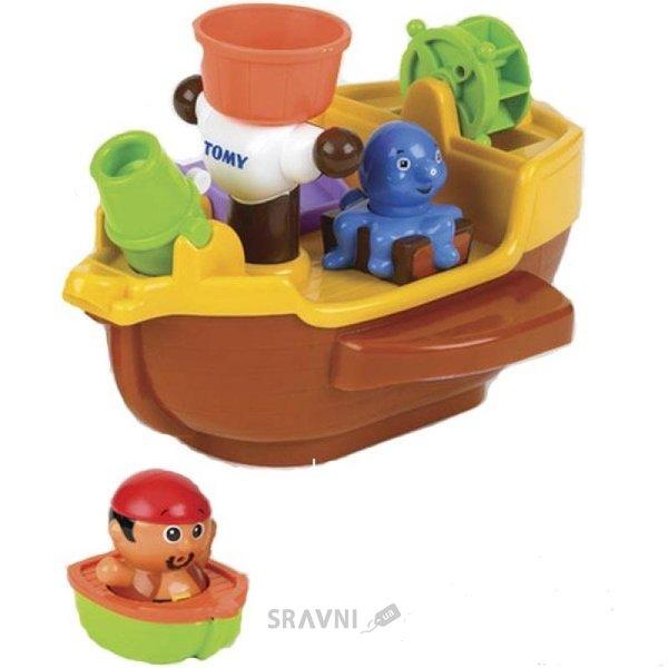 Фото Tomy Пиратский корабль (T71602)