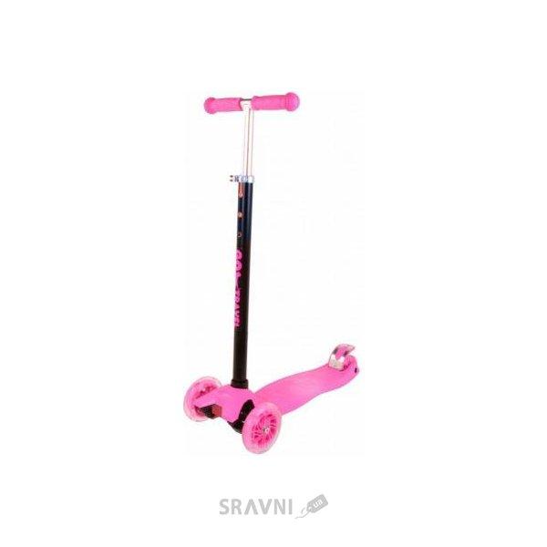 Фото GO Travel Maxi Розовый (LS306PK)