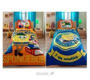Фото TAC Комплект постельного белья Sponge Bob Students