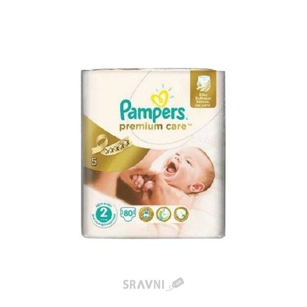 Фото Pampers Premium Care Mini 2 (80 шт.)