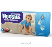 Фото Huggies Трусики для мальчиков 4 (52 шт.)