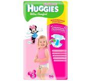 Фото Huggies Ultra Comfort для девочек 5 (56 шт.)