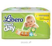 Фото Libero Everyday 3 4-9 кг (46 шт.)