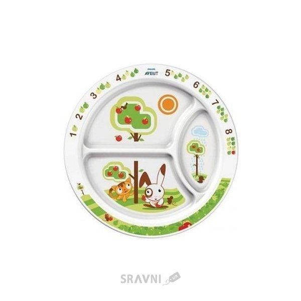Фото Philips Порционная тарелка (SCF702/00)