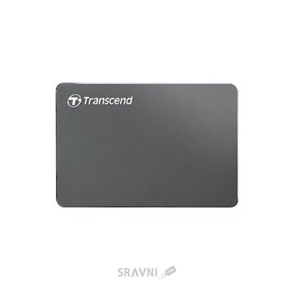 Фото Transcend StoreJet 25C3 2TB (TS2TSJ25C3N)