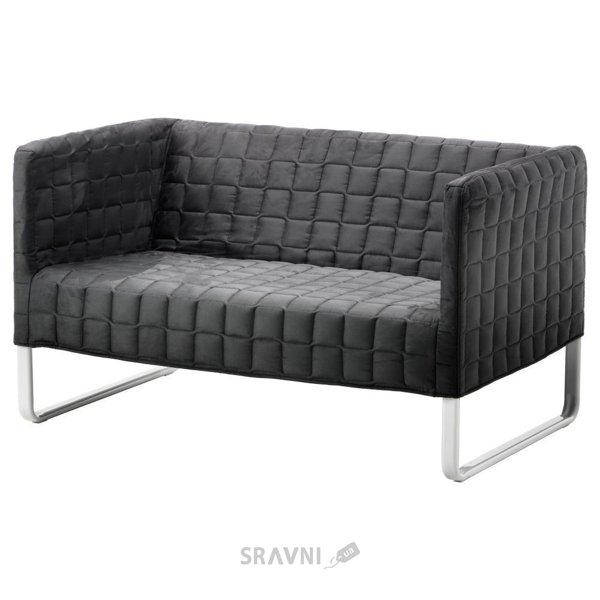 Фото IKEA KNOPPARP Диван-кровать двуспальный (802.649.64)