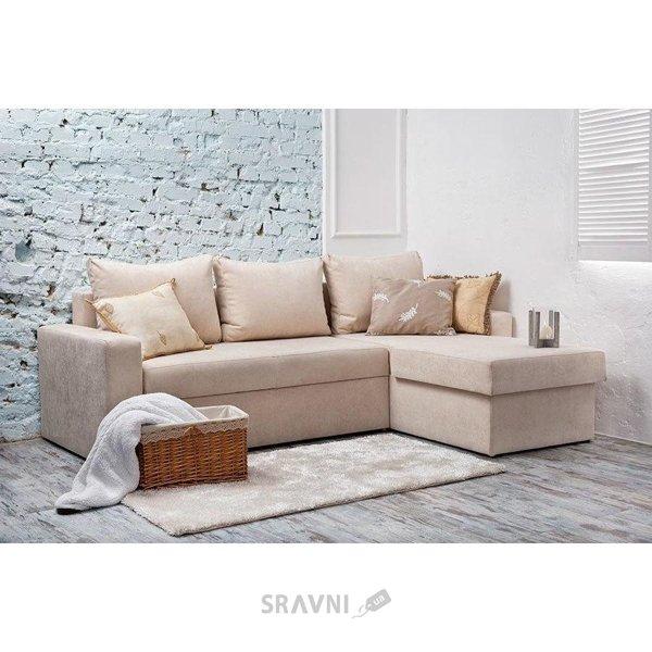 Фото Венето Ортопедический угловой диван «Оливер»