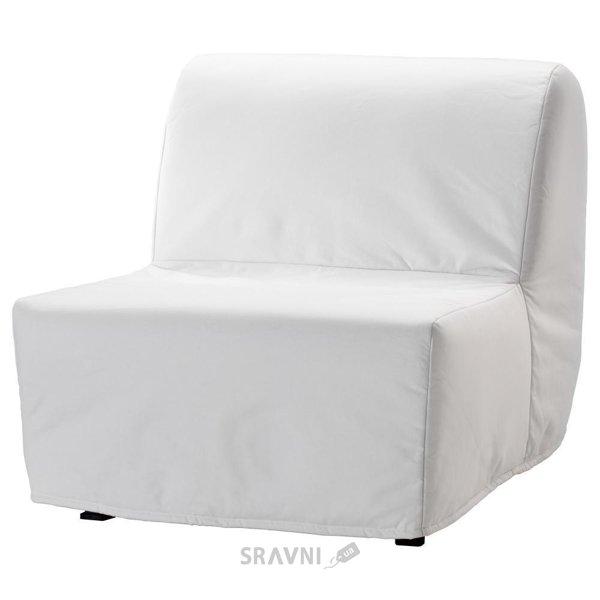 Фото IKEA LYCKSELE HOVET Кресло-кровать (598.400.76)
