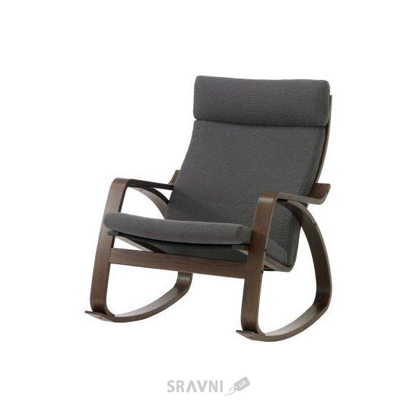 Фото IKEA POANG Кресло-качалка (190.903.69)