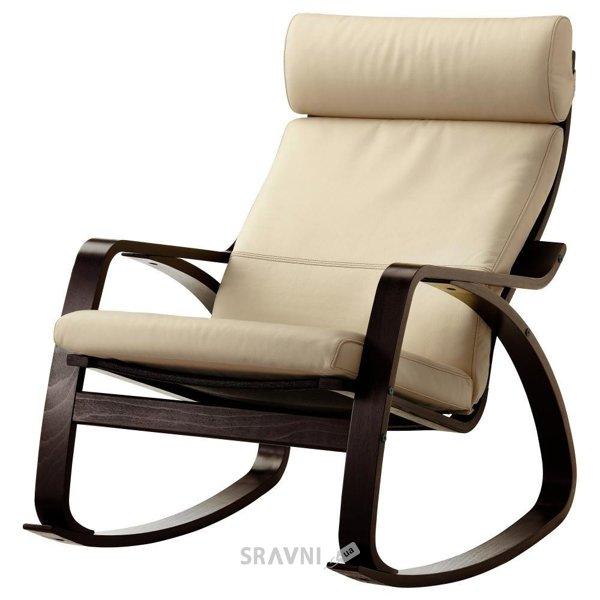 Фото IKEA POANG Кресло-качалка (199.008.64)
