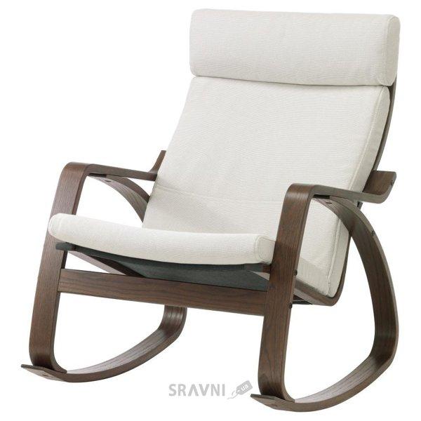 Фото IKEA POANG Кресло-качалка (590.903.72)