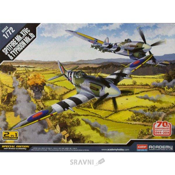 Фото ACADEMY Spitfire Mk.XIVc