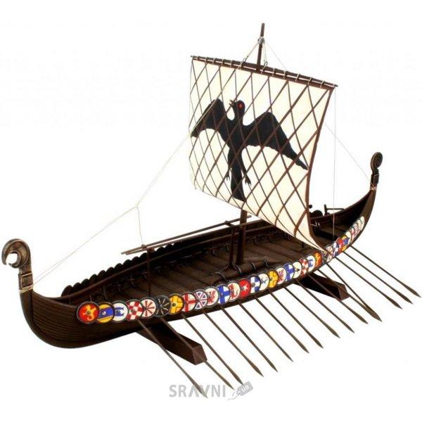 Фото Revell Подарочный набор с кораблем Northmen (RV05415)
