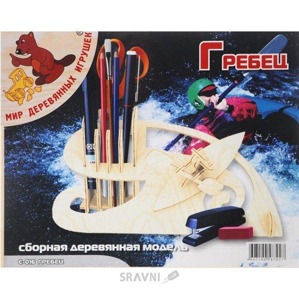 Фото Мир деревянных игрушек Гребец (С016)