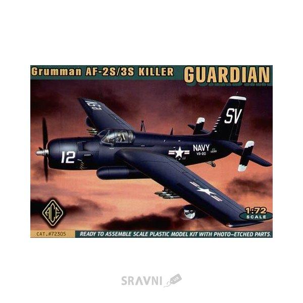 Фото ACE Противолодочная система Grumman AF-2S/3S (72305)