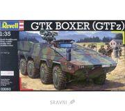 Фото Revell Германский БТР 1/35 GTK BOXER (GTFZ) (RV03093)