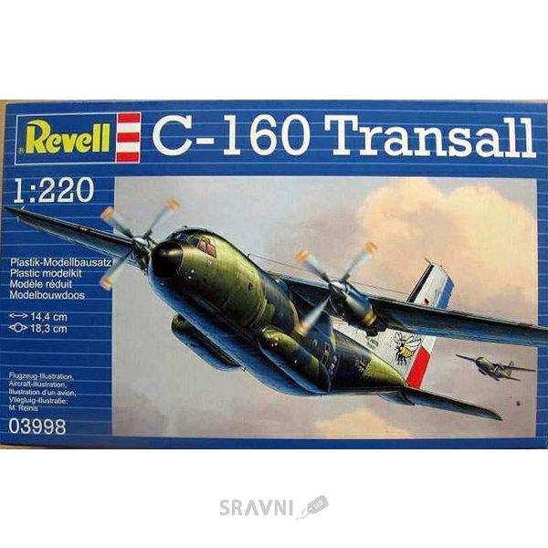 Фото Revell Военно-транспортный самолёт Альянц C.160 «Трансаль». (RV03998)