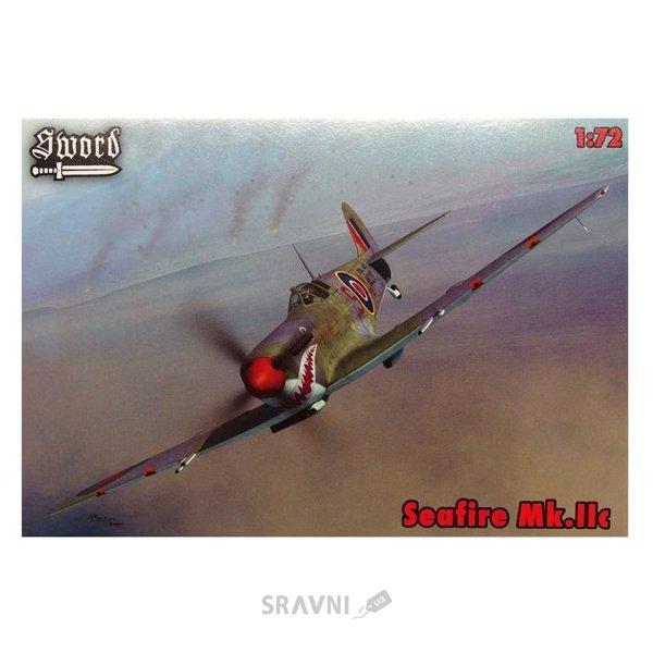 Фото SWORD Самолет Seafire Mk.IIc (декали на 2 варианта) (72083)