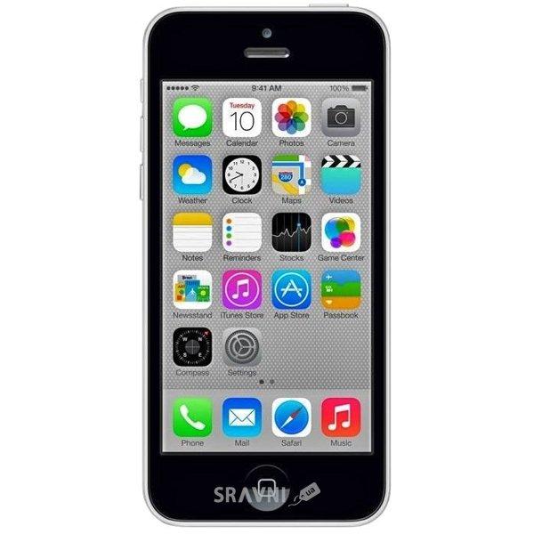 Фото Apple iPhone 5C 16GB White