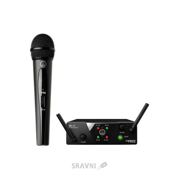 Фото AKG WMS 40 Mini Vocal