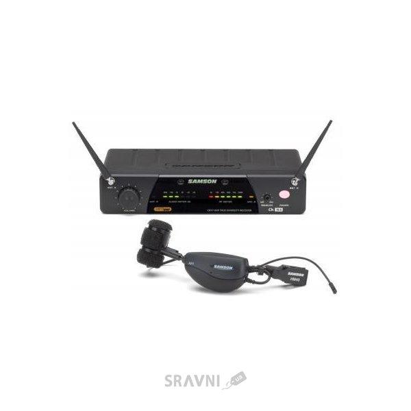 Samson c03 #8211; multi-pattern condenser microphone