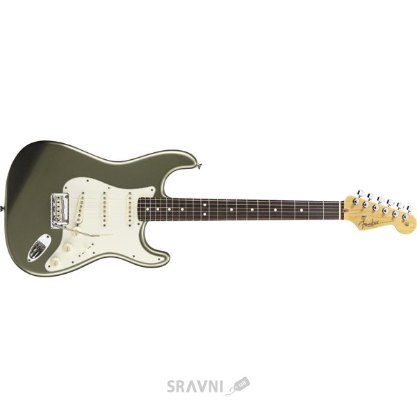 Фото Fender American Standard Stratocaster RW