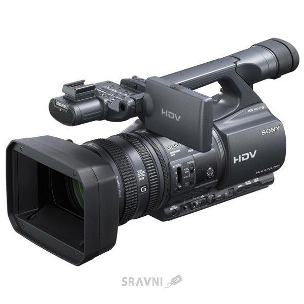Фото Sony HDR-FX1000E