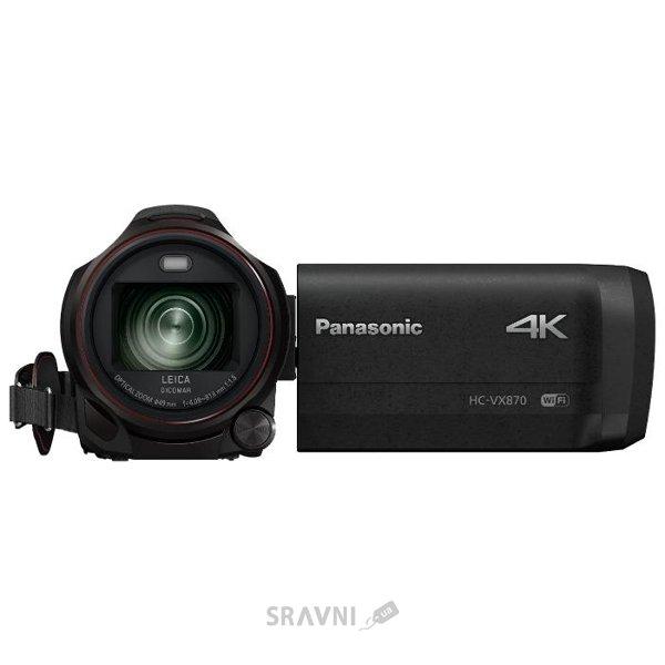 Фото Panasonic HC-VX870