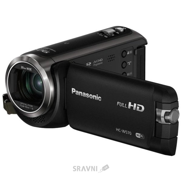 Фото Panasonic HC-W570