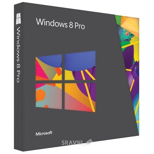 Фото Microsoft Windows 8 Профессиональная 32 bit Русский для 1 ПК DSP OEI (коробочная версия) (FQC-05936)