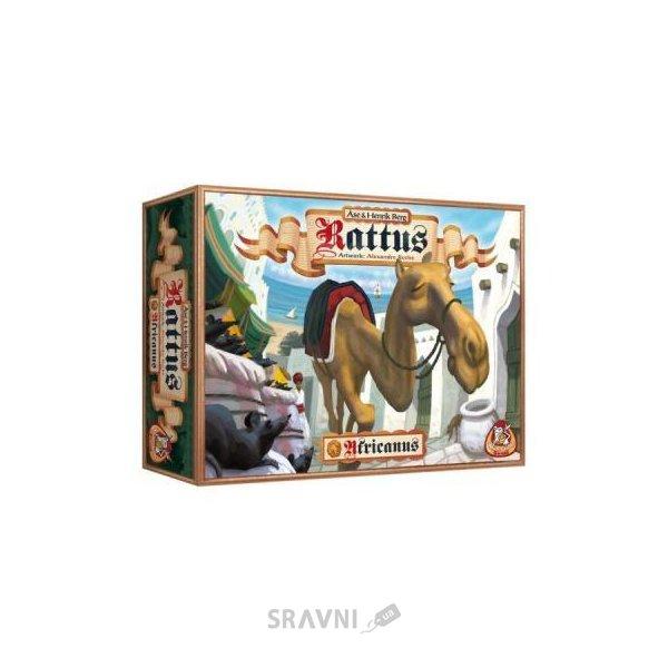 Фото White Goblin Games Rattus Africanus (12509)