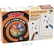 Фото Melissa&Doug Крутилка-давилка День рождения медведя (4511)