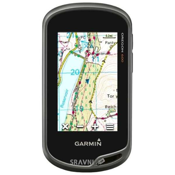 Фото Garmin Oregon 600