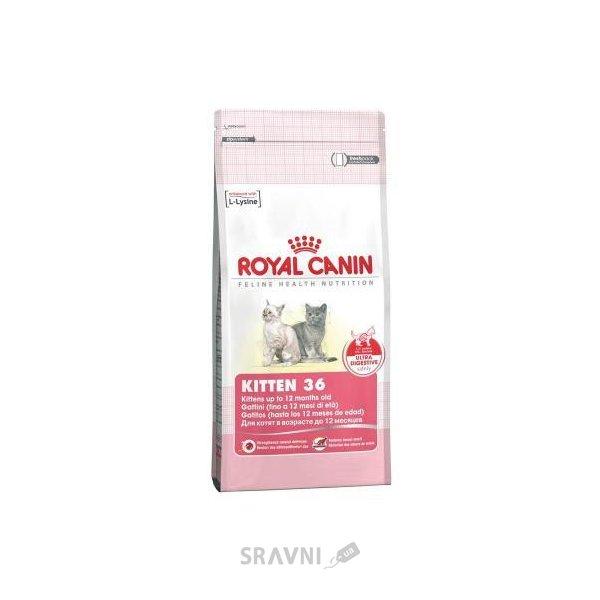Фото Royal Canin Kitten 36 0,4 кг