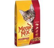 Фото Meow Mix Hairball 1 кг