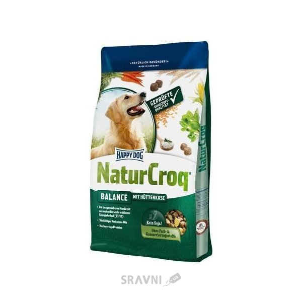 Фото Happy Dog NaturCroq Balance 15 кг