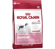 Фото Royal Canin Medium Junior 15 кг