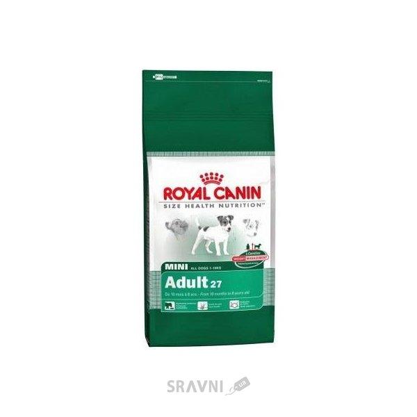 Фото Royal Canin Mini Adult 0,8 кг