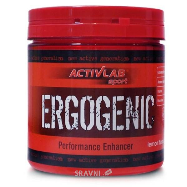 Фото Activlab ErgoGenic 360g (12 servings)