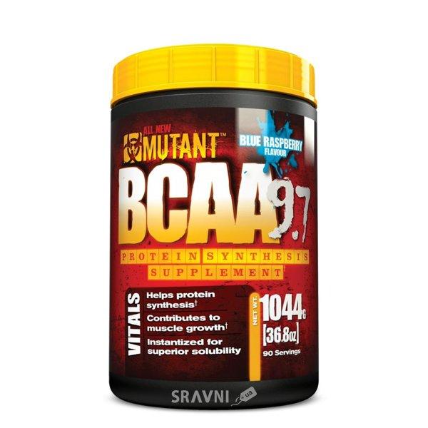 Фото Mutant BCAA 9.7 1044g (90 servings)