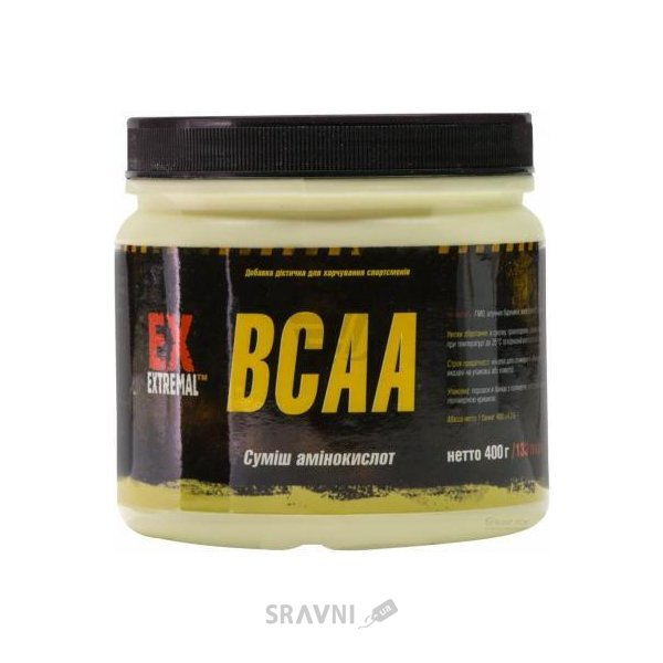 Фото Extremal ВСАА 400g