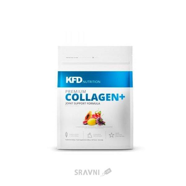 Фото KFD Nutrition Premium Collagen Plus 400