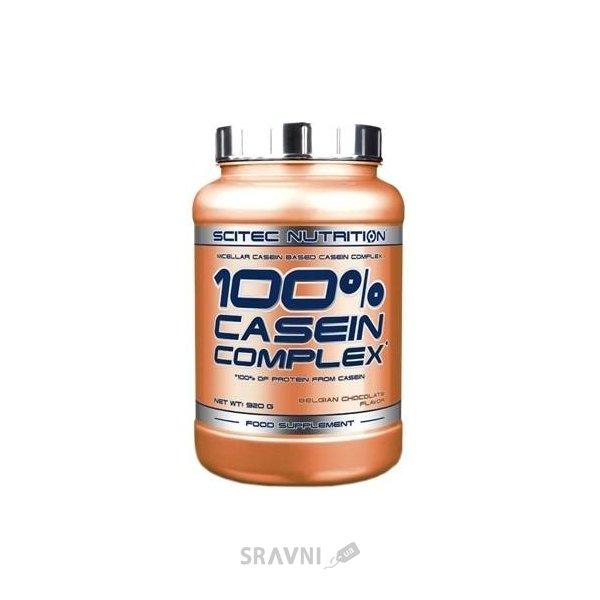 Фото Scitec Nutrition 100% Casein Complex 920 g