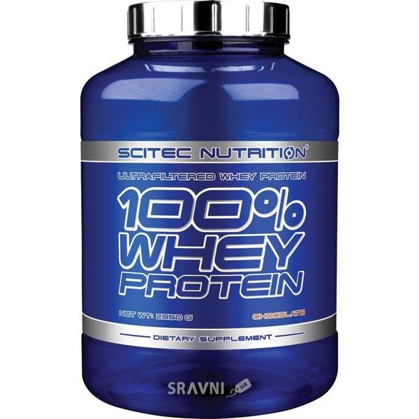 Фото Scitec Nutrition 100% Whey Protein 2350 g