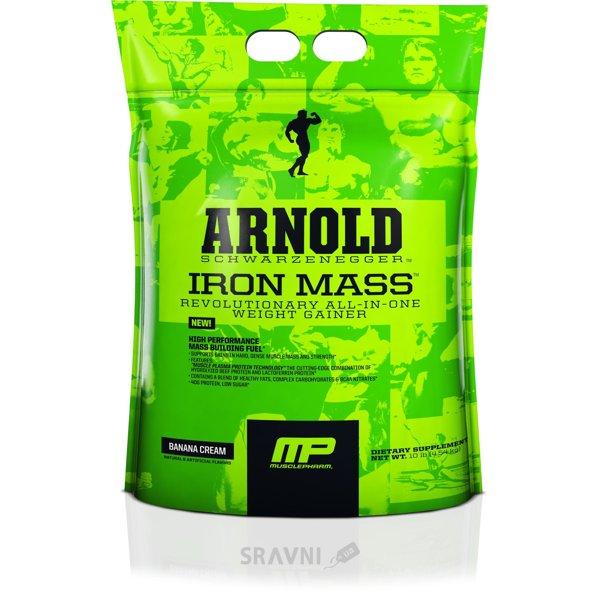 Фото MusclePharm Arnold Iron Mass 3620 g