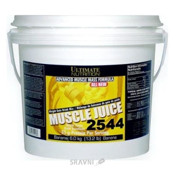 Фото Ultimate Nutrition Muscle Juice 2544 6000 g (24 servings)