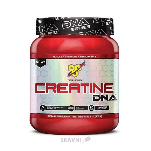 Фото BSN Creatine DNA 309 g (60 servings)